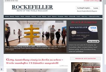 Rockefeller News