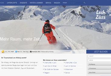 Lech Zürs Tourism